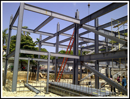 Full-service Structural Steel and Miscellaneous Metals fabrication specialist